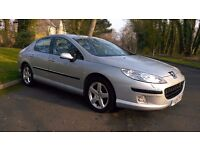 2005 PEUGEOT 407 2.0 HDI EXECUTIVE, FSH, BELTS CHANGED