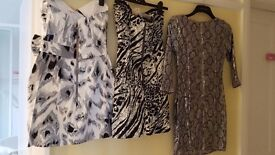 3 Brand new with tags lipsy dresses