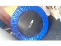 Pro fitness exercise trampoline