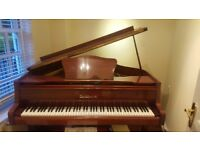Zimmermann Baby Grand Piano