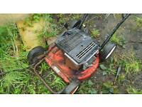 Victa lawnmower spairs and repairs