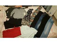 Size 14-16 maternity clothing