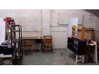 Artist's studio/art studio/artists studio space/studio space/studio workspace