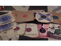 Records Vinyl 1950's 78's Downend Bristol job lot £20