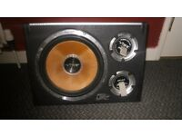 CBR12 Evolution V2 1600W Subwoofer