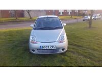 CHEVROLET MATIZ 1.0 SE SERVICE HISTORY CHEAP TO DRIVE AND INSURE HPI CLEAR DRIVES EXCELLENT.