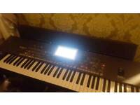 For sale korg pa 3x Le with pa korg speaker samples styles everything