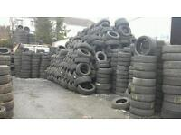 Part worn tyre sales