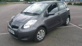Toyota Yaris 1.4 D4D Diesel. Long MOT £20 tax