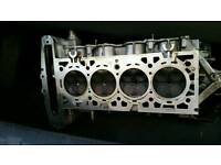 Vauxhall astra vector zafra 2.2 cylinder head