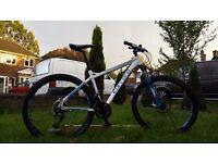 Carrera / Montain Bike / 27.5 / Hydraulic / 2015