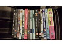 Joblot of 15x DVDS