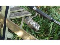 Carp rods+reels