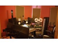 Music production / band rehearsal studio for permanent hire BN41