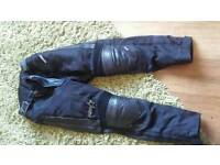 Rst motorcycle trousers size small