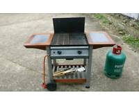 B&Q gas barbecue