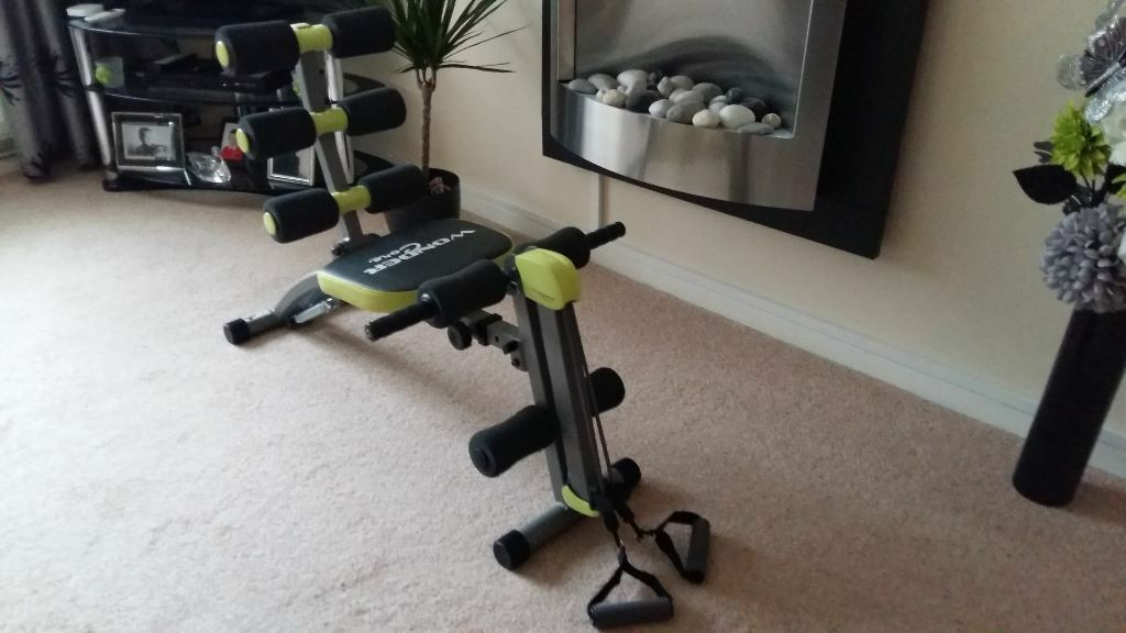 Wonder core ii exercise bench in southampton hampshire gumtree