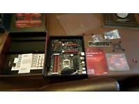 Asus maximus VI hero motherboard