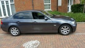 BMW320i Gun Metal Grey 2ltr petrol car