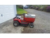 Ride on lawn mower - good condition