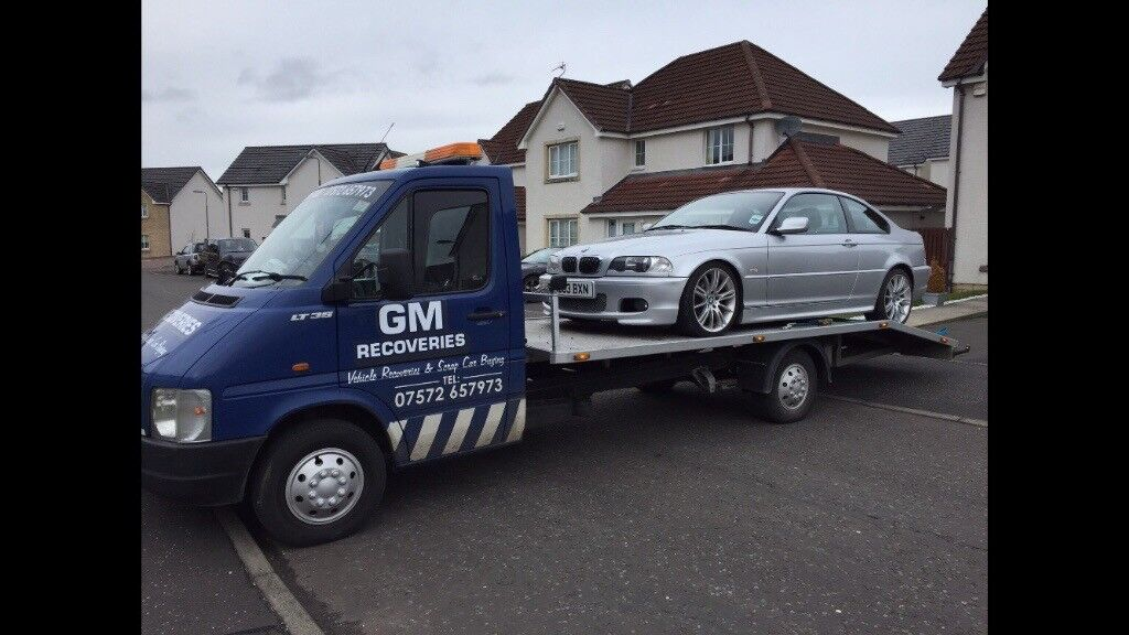 Recovery service Cheapest around. Scrap cars vans. You buy a car I ...