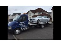 Recovery service Cheapest around. Scrap cars vans. You buy a car I will collect n deliver same day