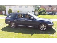 AUTOMATIC DIESEL ROVER 75 ESTATE BMW ENGINE MOT MAY 2018