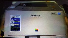 Very cheap. Samsung wireless printer. Collect today cheap