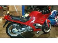 Bmw R1100rs touring motorbike 1 years mot
