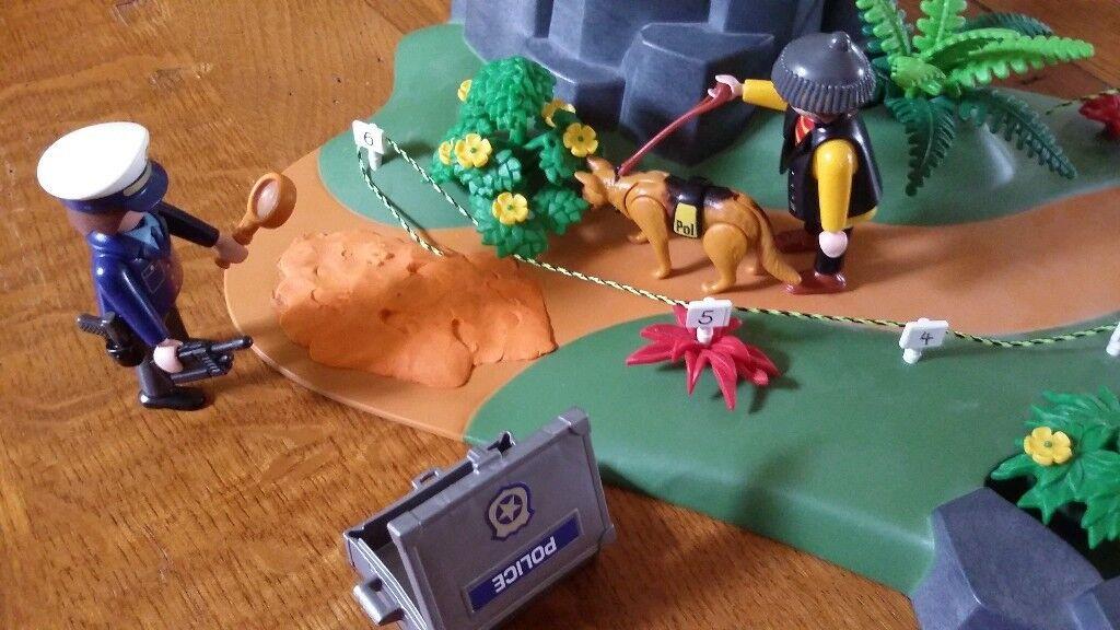Playmobil Police Superset 3136