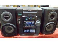 Sony MHC-RG30 Hifi