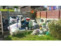 Rubbish waste clearance services Swansea fully licensed waste carrier