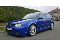 2003 VW GOLF R32 GOLF MK4 3.2 4MOTION HPI CLEAR PX S3 EDITION 30 CUPRA SWAP