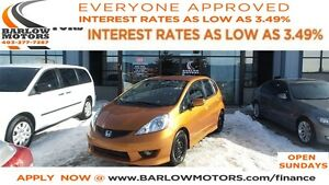 2010 Honda Fit Sport *Apply Now Drive Now*