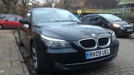 BMW 5 series 520d 2009 BLACK EDITION