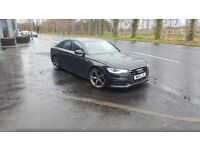 Audi a6 s-line black edition low milage