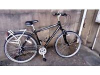 Claud Butler Legend Hybrid Bike Medium Frame