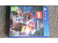 Lego games x 2 for PS4