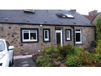 3 bedroom end terrace cottage for sale in Kinross