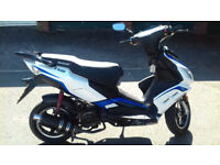 Lexmoto FMS 50 Scooter