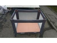 Travel cot in excellent condition £30 delivered