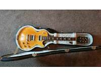 Gibson Epihone Les Paul Highly Modded Must See Genuine Gibson Hardcase!