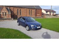 56 REG FORD FOCUS 1.6 ZETEC CLIMATE 5DR BLUE 2-KEYS MOT-18 OUTSTANDING FREE-DELIVERY VERY CHEAP CAR