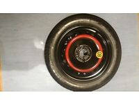 Genuine MONDEO Ford Space saver Spare Wheel