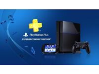 online subscription ps4 playstation