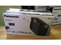 Panasonic sc-hc29db compact stereo system