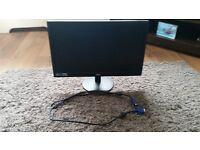 AOC 20 inch computer monitor