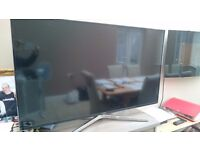Samsung 48-Inch H6400 Series 6 Smart 3D Full HD LED TV with 2 3D Glasses