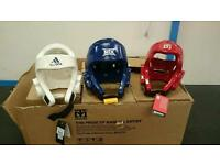 Adidas wtf martial arts Headguards