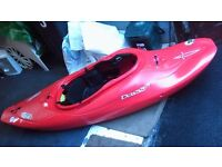 Dagger Juice 7.1 kayak Hardly used